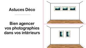 Comment bien agencer ses photographies (et cadres) dans son intérieur